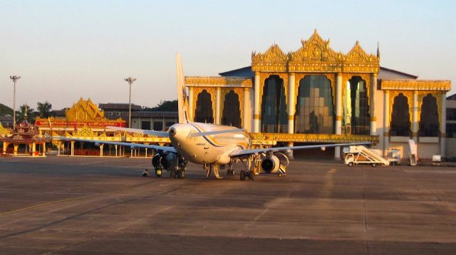 "The Yangon International Airport: gateway to the ""Golden Land"""
