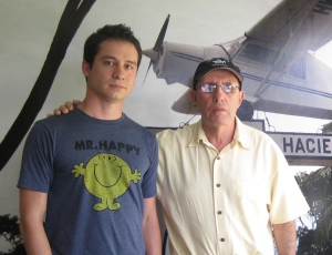 Roberto Escobar and I