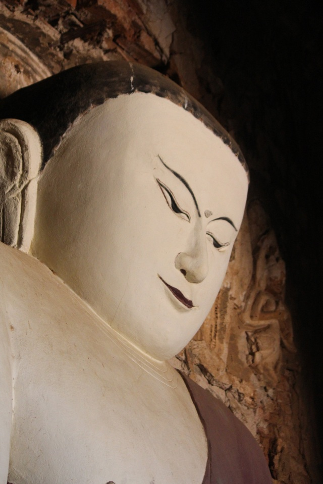11th Century Buddha image, Bagan