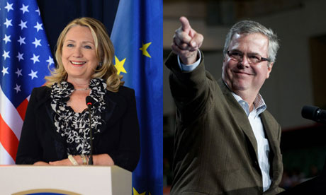 The likely 2016 presidential candidates